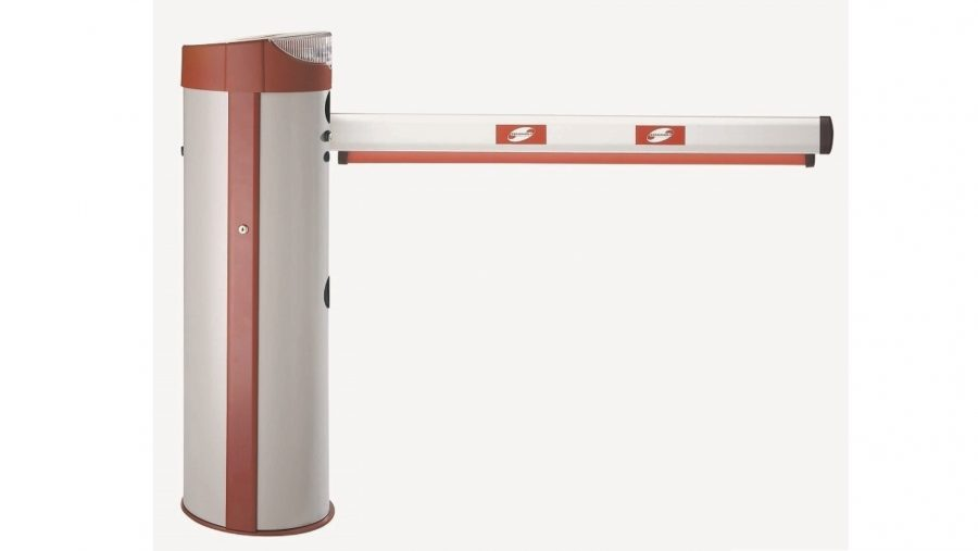 The Stagnoli Daphne Boom Gate / Barrier has a heavy duty construction and is designed for medium duty traffic applications. The maximum beam length is 6 metres and you can choose to have this boom gate professionally installed