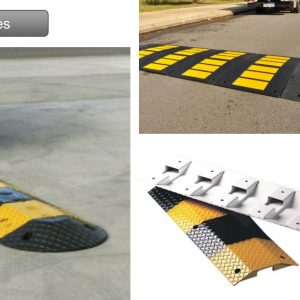Speed Humps & Road Spikes