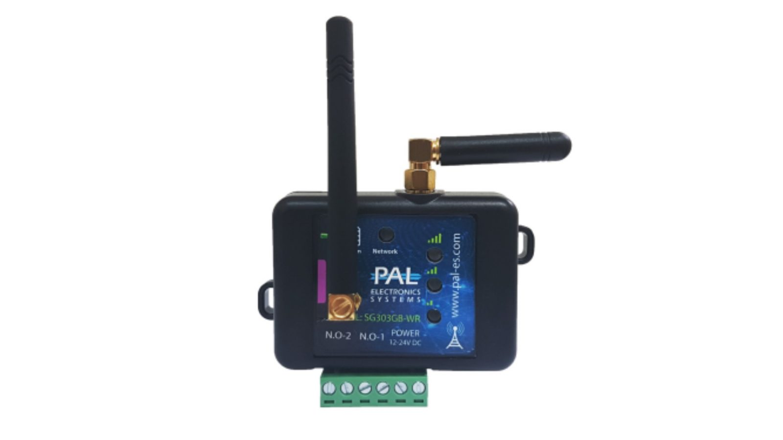 PalGate SG303GB-WR with 2 relay output
