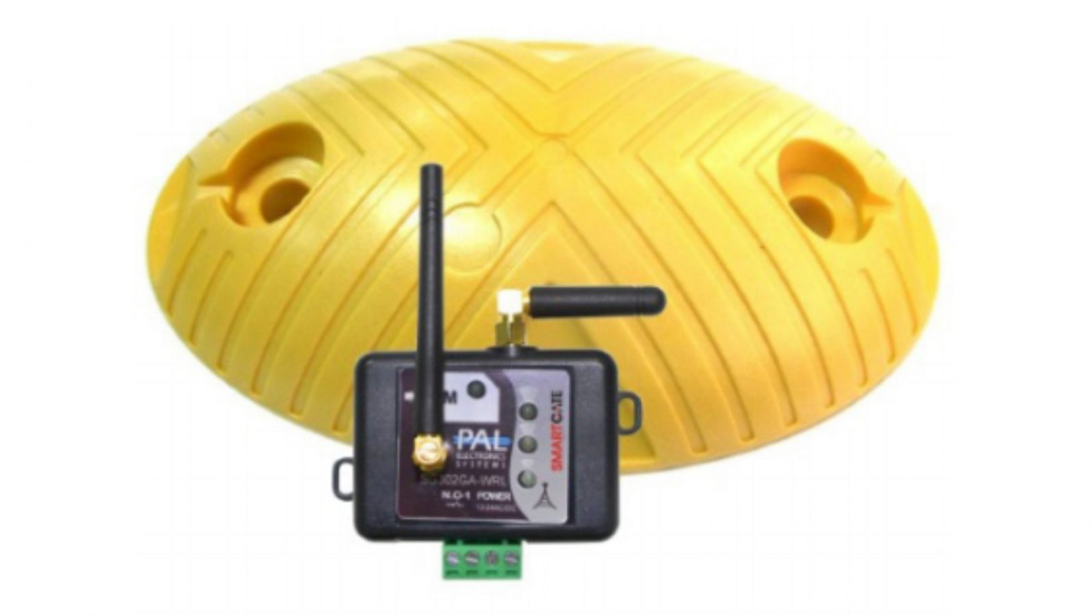 PalGate Wireless Vehicle Detector. Boom gate automation and access control
