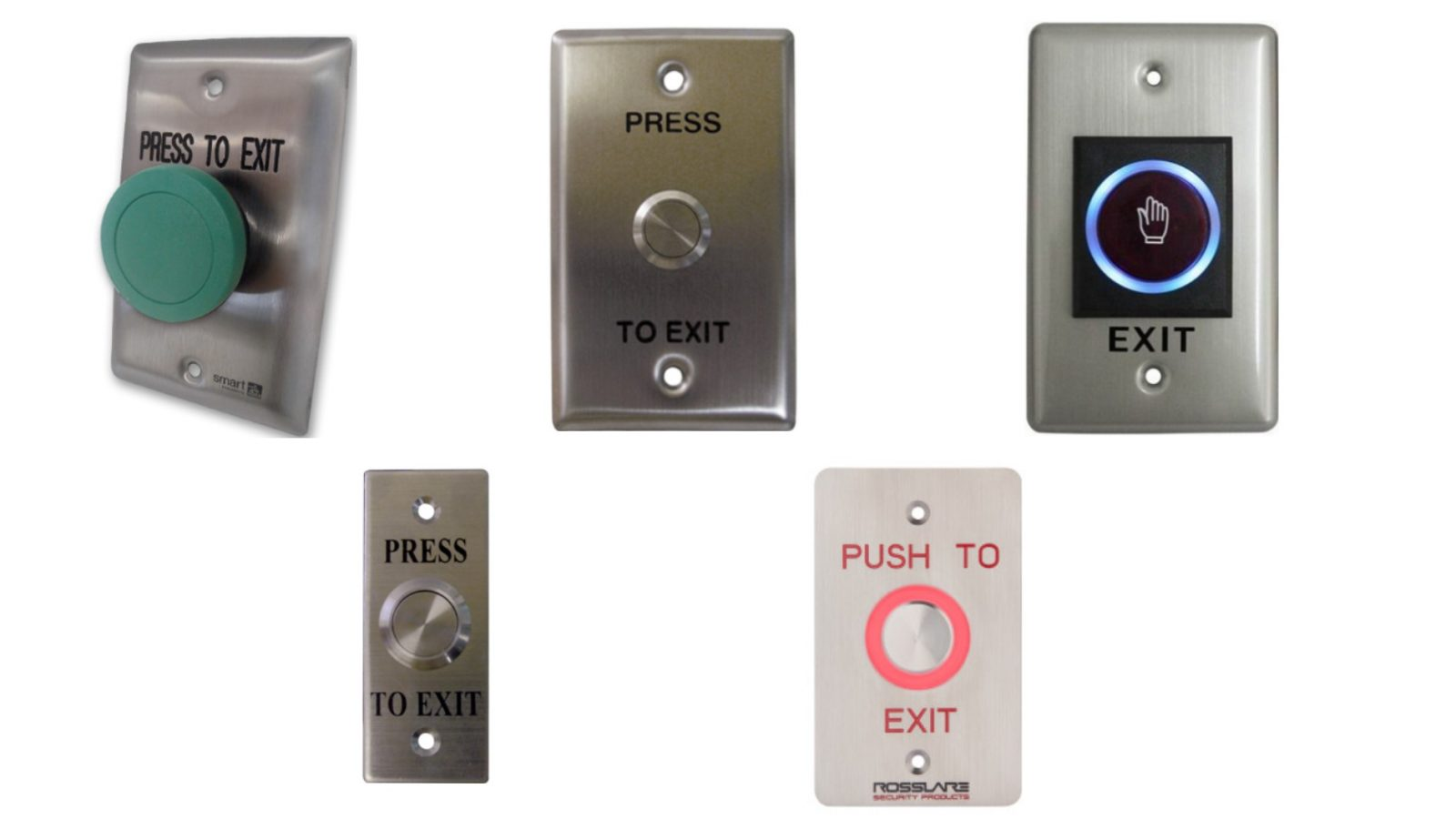 Push button access control is a fundamental component of a variety of access control systems. Likewise, no touch sensors can be extremely beneficial to a range of businesses, as well as commercial applications.